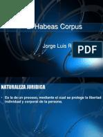 Modulo IV Habeas Corpus