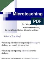 Microteachingbydr Vikramgupta 111018095755 Phpapp01