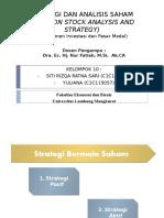 Strategi Dan Analisis Saham Manivest