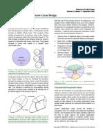 Fundamentals of Progressive Lenses for VCPN