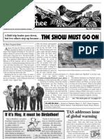 05-2007 Towhee Newsletter Tahoma Audubon Society