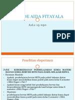 Presentation Metil