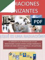 RADIACIONES-IONIZANTES