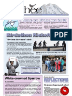 06-2008 Towhee Newsletter Tahoma Audubon Society
