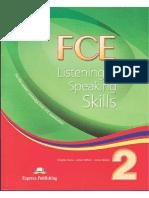 FCE Listening and Speaking Skills 2 SB
