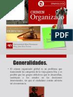 Crimen Organizado PARTE 2