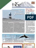 05-2009 Towhee Newsletter Tahoma Audubon Society