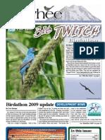 06-2009 Towhee Newsletter Tahoma Audubon Society