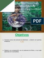 Exposicion Protocolo de Montreal