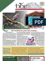 02-2010 Towhee Newsletter Tahoma Audubon Society