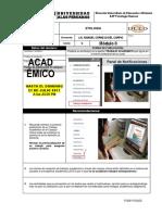Trabajo Academico Etologia 2017-1