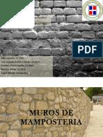 Explicación Sobre Muros