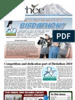 06-2010 Towhee Newsletter Tahoma Audubon Society