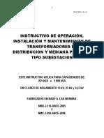 Manual de operacion transformadores tipo subestación.pdf