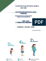 Presentación Ece 2do Primaria