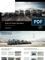Ready for Future Operations Mercedes-Benz 2016