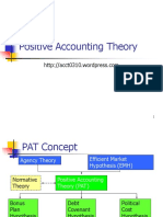 Positive Accounting