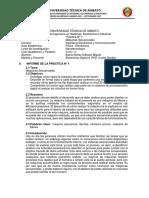 Informe de Práctica N° 1 - Edisson Ibarra