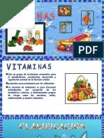 VITAMINAS NUTRI