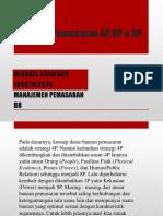 Tugas Bauran Pemasaran Mikhael Kaawoan