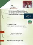 Budaya Keselamatan Pembedahan,Samsul, Seminar HISSI 2017