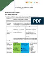 Plataforma de Oportunidad Avance 4