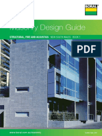 Boral - Masonry Design Guide - NSW