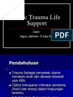 Basic Trauma Life Support