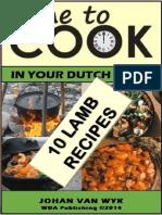 10 Lamb Dutch Oven Recipes