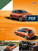 Catalogo Volkswagen Nuova Polo 2017