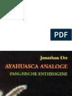Ayahuasca Analoge