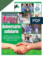 Suplemento Especial Aniversario Solidario La Plata - Diario Hoy