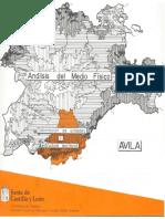 Análisis Del Medio Físico de Ávila