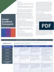 School Excellence Framework Version 2