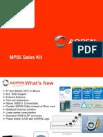 Aopen Mini Pc Mp95 s
