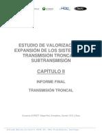Informe FINAL Troncal