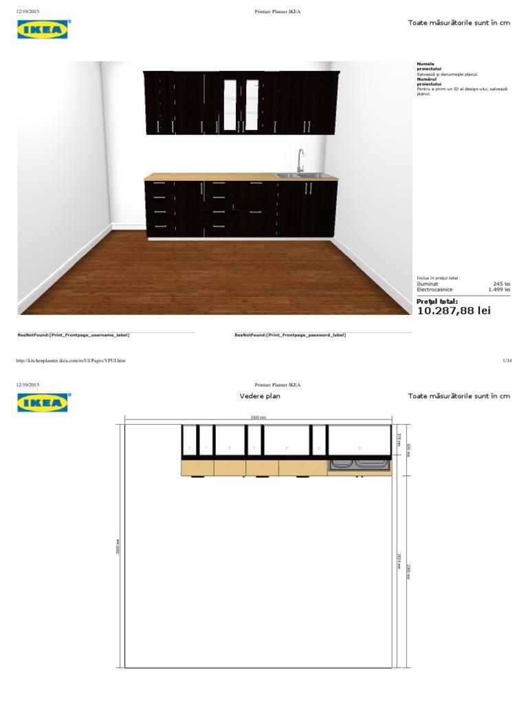 Planner Ikea