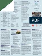 ISGTI Brochure