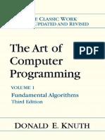 0201896834 {D7940A2D} The Art of Computer Programming (vol. 1_ Fundamental Algorithms) (3rd ed.) [Knuth 1997-07-17].pdf