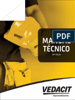 Manual Tecnico Vedacit 5