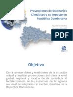 1. Gloria Ceballos Proyeccciones Escenarios Climaticos