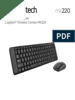 Wireless Combo Mk220 Qsg
