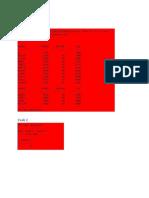 Database managemet system Lab 01