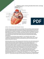 Indikator Cedera Jantung