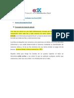 Upvalenciax Excel