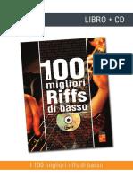 100 Riffs Basso