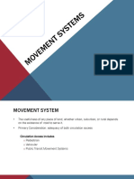 Movement Systems