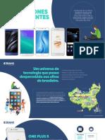 ebook 5 smartphones China