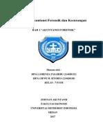 Bab i Akuntansi Forensik