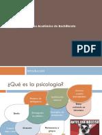 01 - Introducción a La Psicología